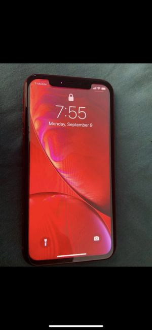 red iphone xr * I DO NOT USE PAYPAL* for Sale in Shickley, NE