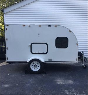 Custom Tear drop tiny Camper for Sale in Ballwin, MO