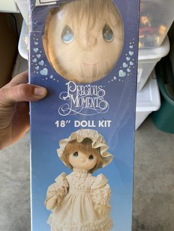 "Limited Edition Precious Moments Doll Kit 18"" for Sale in Fresno,  CA"