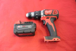 """Milwaukee 1/2"""" Hammer Drill 2607-20 for Sale in Des Plaines, IL"""