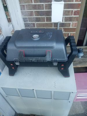 Char-broil portable grill for Sale in Brownsburg, IN