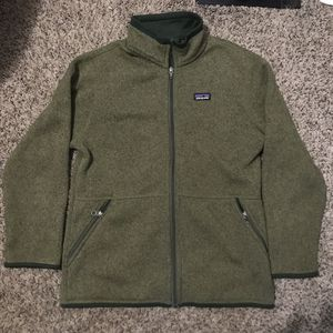 Patagonia zipup boy Large size 12 for Sale in Saint Ann, MO