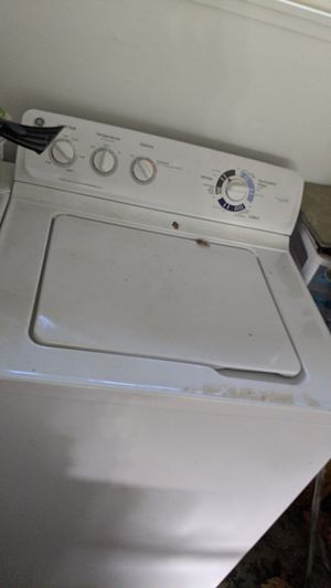Kenmore front loader and GE dryer for Sale in Portland, OR
