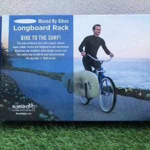 Surfboard (longboard) Bike Rack for Sale in Los Angeles, CA