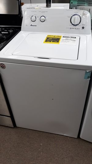 Amana top load washer brand new scratch and dent for Sale in Maryland City, MD