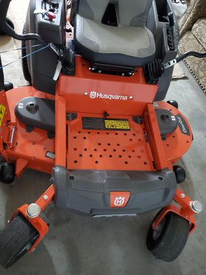 Husqvarna zero turn mower for Sale in Fairview, OR