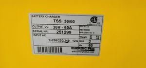 36v charger for forklift for Sale in Riverside, CA