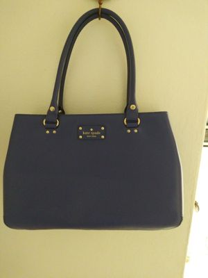 Kate Spade navy blue bag authentic for Sale in Miami, FL