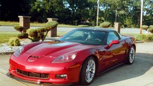 2010 Chevy Corvette Coupe For Parts for Sale in Largo, FL