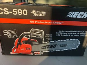 Chainsaw for Sale in Westlake, MD