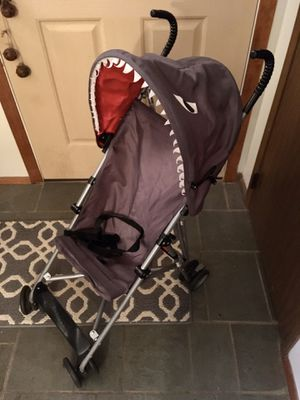 Free Cosco Shark Umbrella Stroller for Sale in Joliet, IL