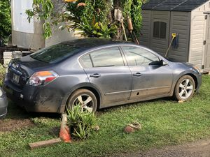 07 Nissan Altima for Sale in Kahuku, HI