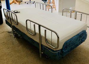 HOSPITAL BED ELECTROPEDICS MODEL EL for Sale in Redlands, CA