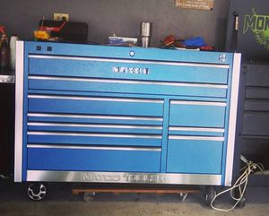 Matco 5s toolbox for Sale in Tampa, FL