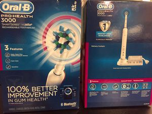 (NEW) 3D PRO-HEALTH TOOTHBRUSH for Sale in Mukilteo, WA