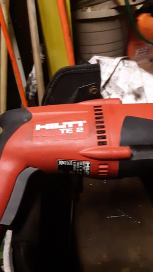 Hilti TE2 for Sale in Goodview, VA