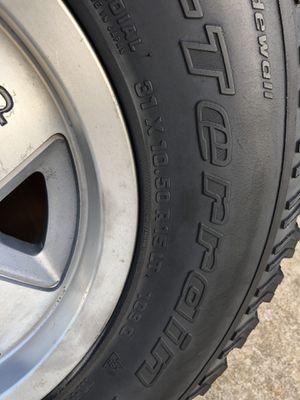 Jeep Wheel &Tire for Sale in El Cajon, CA
