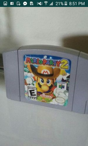 🎊🎉Mario Party 2🎉🎊 for Sale in Peoria, AZ