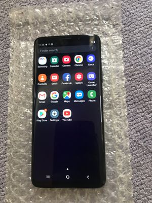 Factory unlocked Samsung Galaxy S9plus, 64gb for Sale in Oakland, CA