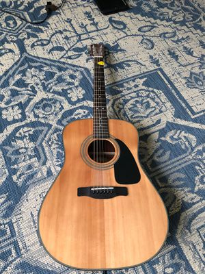 Fender Acoustics Guitar Like New for Sale in Riverview, FL