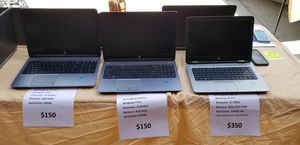 Refurbished HP and Lenovo Laptops for Sale in Wesley Chapel, FL