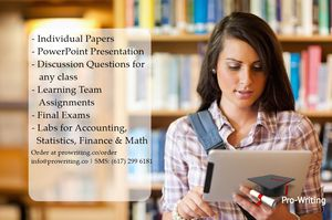 Essays, Presentations, Online Exams for Sale in Fresno, CA