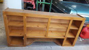Vintage Wood Upper Cabinets/Shelves/Garage Shelving for Sale in Orlando, FL