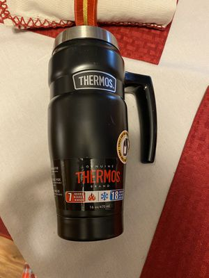 16 Oz travel Mug/Thermos for Sale in Columbus, OH