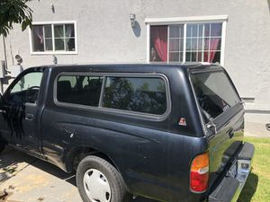 2004 Toyota Tacoma camper shell for Sale in San Diego, CA