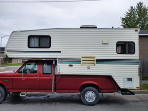 Camper for truck for Sale in Anchorage, AK