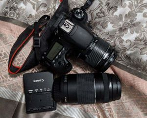 Canon 60D with extras for Sale in San Bernardino, CA