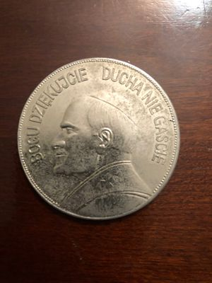 Coin /medal / Poland 1991 for Sale in Houston, TX