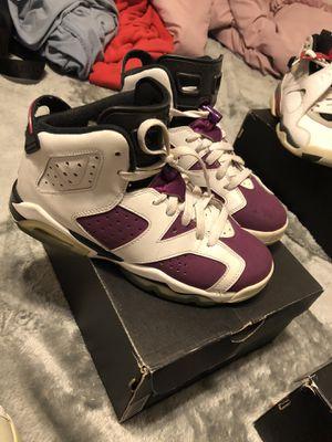 Jordan Grape 6 (sz 4.5) for Sale in Sacramento, CA