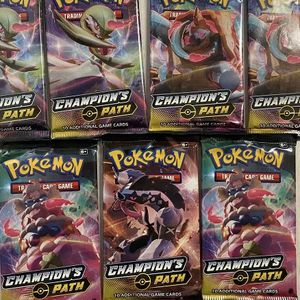 Pokemon Cards - Champions Path - Booster Pack Bundle (x20) for Sale in Winter Garden, FL
