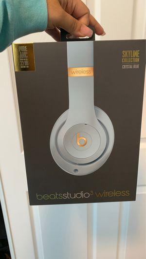 Beats studio 3 wireless headphones for Sale in Hayward, CA