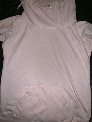 Pink Calvin Klein turtle neck hoodie for Sale in North Springfield, VA