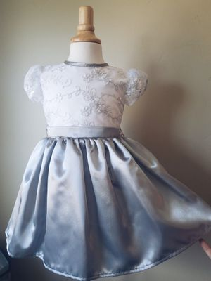 Silver Lace dress for Sale in Lindon, UT