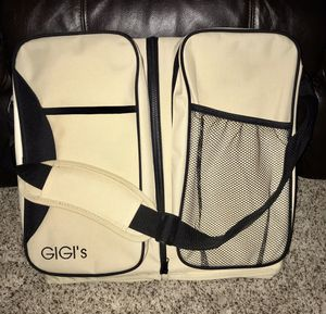 Gigi's 3 in One diaper bag, bassinet and portable changing table for Sale in Mt. Juliet, TN
