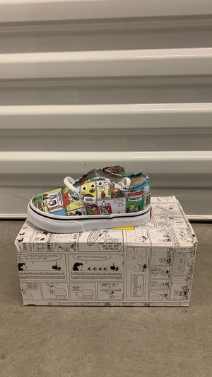 Vans Toddler size 7 for Sale in Houston, TX
