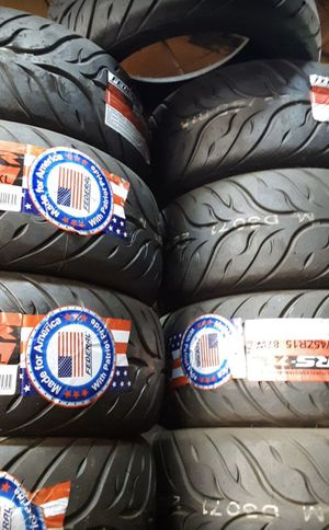 FEDERAL 595 RS-RR Racing Tires Brand New All Sizes Available @ Wholesale to Public Pricing Starting @ $92 Each for Sale in La Habra Heights, CA