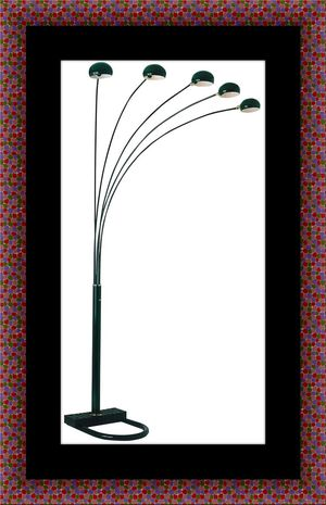 5 arc spider lamp for Sale in Crofton, MD