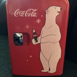 Coca Cola Mini Fridge for Sale in Spring, TX