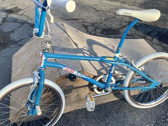 1986 General Hustler Fred Blood Freestyle Bike for Sale in Gaithersburg,  MD