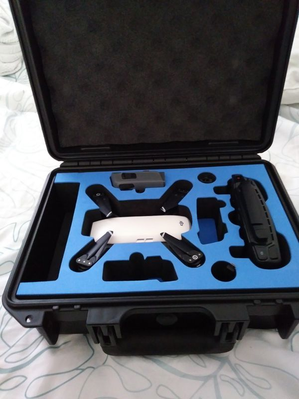 Drone and gopro package