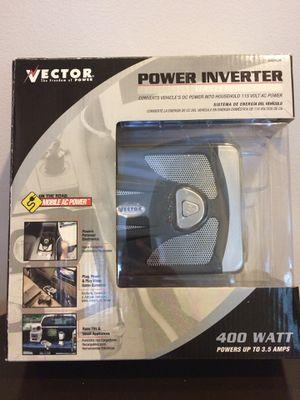 Power Inverter Vector 400W for Sale in Ashburn, VA