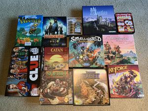Board Game Sale for Sale in Bothell, WA