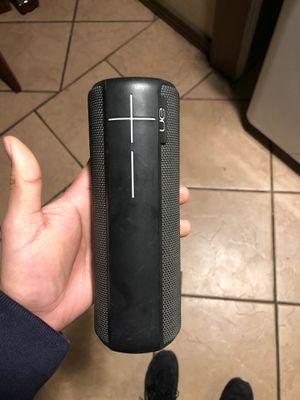 UE Boom Bluetooth Speaker for Sale in Dinuba, CA