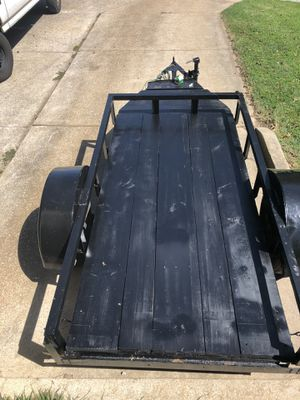 Homemade trailer for Sale in Saint Charles, MO