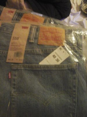 Brand new Levi's 40-32 550 relaxed fit for Sale in Tampa, FL