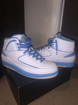 MELO JORDAN RETRO 2s for Sale in Douglasville, GA